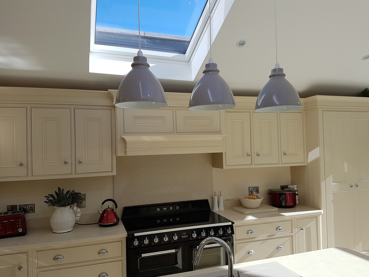 Bray Painted Kitchen