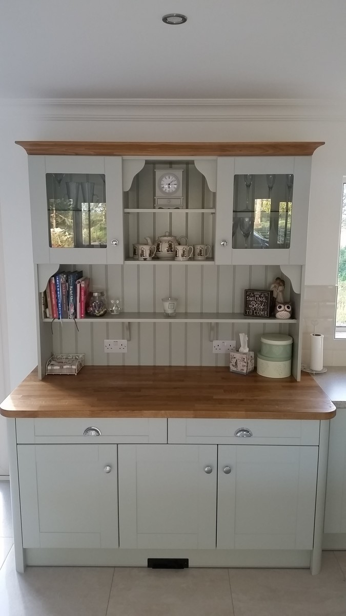 Mayo Painted Kitchen